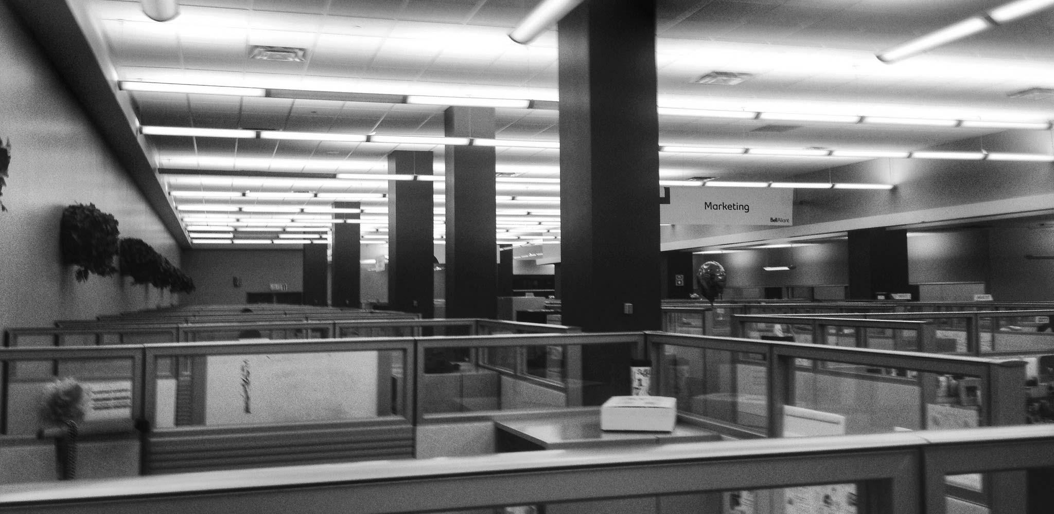 Cubicoli nel posto di lavoro